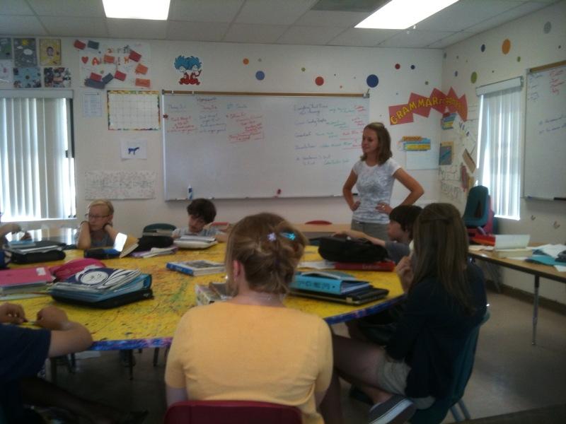 6th Grade Classroom Decoration : Observations of a terrific th grade english class