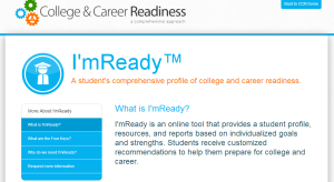 College   Career Readiness–I' mReady™-160855