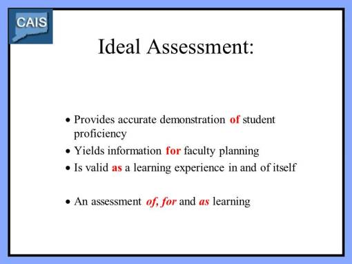 Measuring What we Value-- Lyons and Niblock presentation10