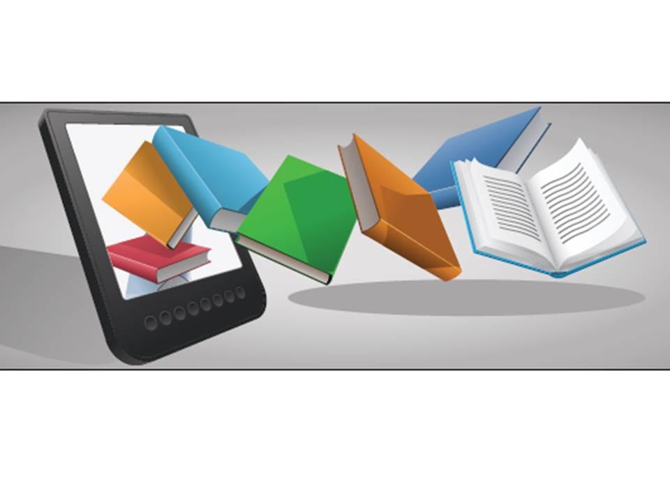 Books of digital electronics