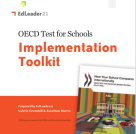 An Implementation Toolkit for the OECD Test for Schools  Based on PISA    21k12